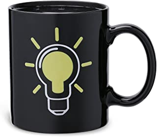 Incutex taza calor taza mágica que cambia de color –