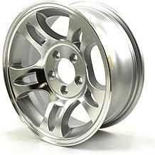 HWT 356655 15X6 6//5.5 Aluminum Series03 Trailer Wheel