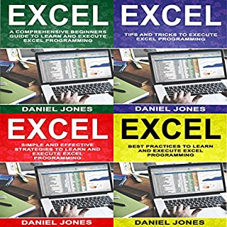 Excel: Bible of 4 Manuscripts in 1 audiobook cover art