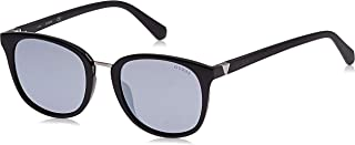 Guess Men's Sonnenbrille GU6927 01C 52 Sunglasses, Black (Schwarz), 52.0
