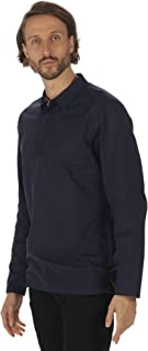 Great Outdoors Mens Pierce Long Sleeve Rugby Style Shirt