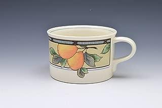 Mikasa Intaglio Garden Harvest CAC29 Flat Coffee Cup