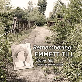 Remembering Emmett Till audiobook cover art