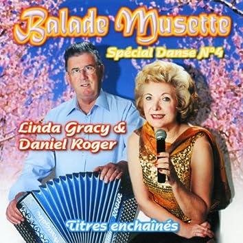 Spécial Dance Vol. 4 : Balade Musette (Titres Enchaînés)