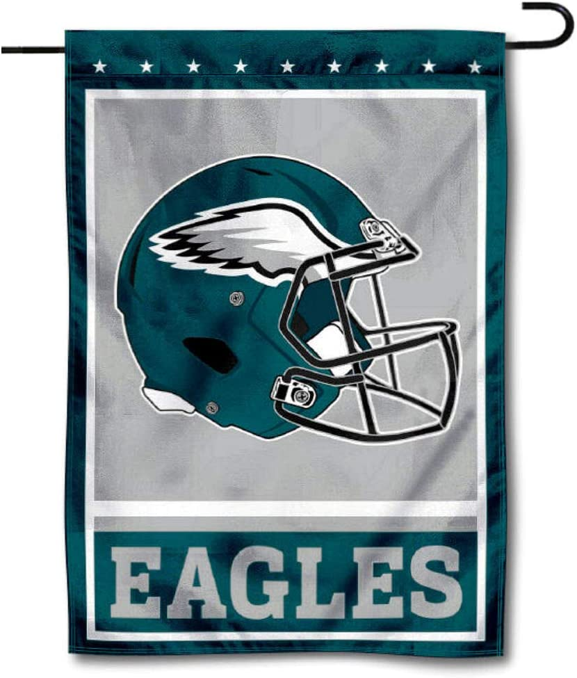 WinCraft Philadelphia Eagles Decorative Yard Garden Flag