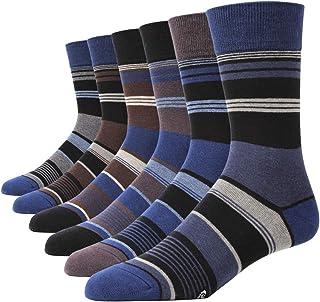 طقم فستان رجالي من RIORIVA به أشكال متنوعة من 5 إلى 6 عبوات بنمط منقوش