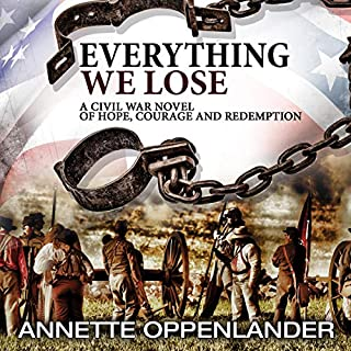 Everything We Lose audiobook cover art