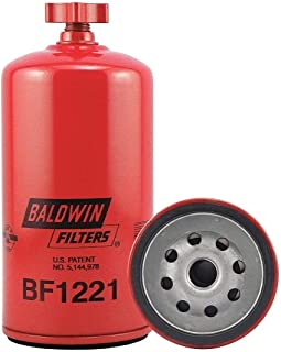 Baldwin BF1221 Heavy Duty Diesel Fuel Spin-On Filter