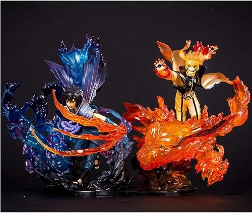 WXFO Jouet Statue Jouet Modèle Exquis OrneHommest Décoration Cadeau 20cm Modèle Anime