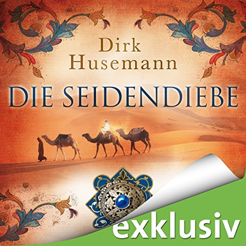 Die Seidendiebe cover art