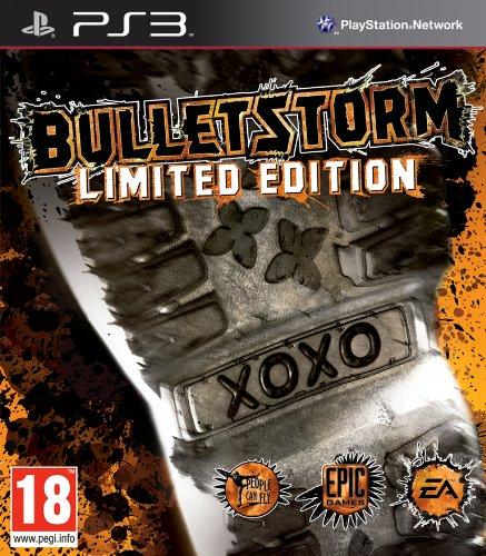 Bulletstorm Limited Edition - uncut (AT) PS3