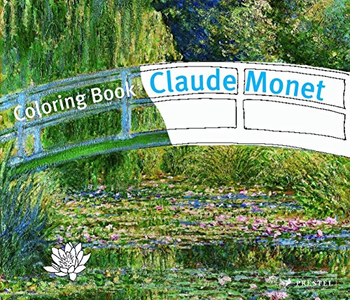 Coloring Book Monet (Coloring Books)