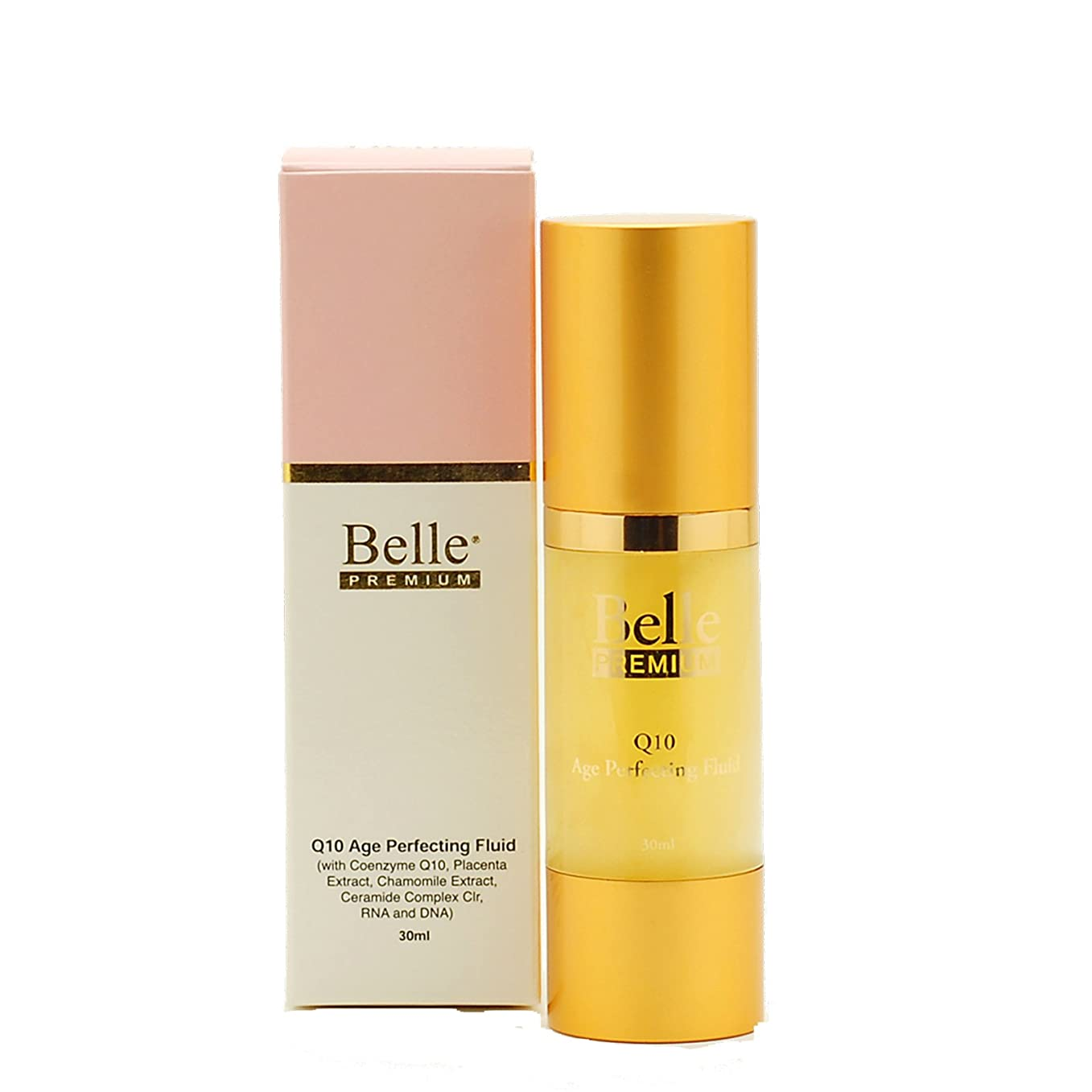 ブリリアント包括的有益[Belle Cosmetics]ベルコスメティック Q10エージパーフェクティング30ml【海外直送】