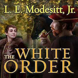 The White Order audiobook cover art
