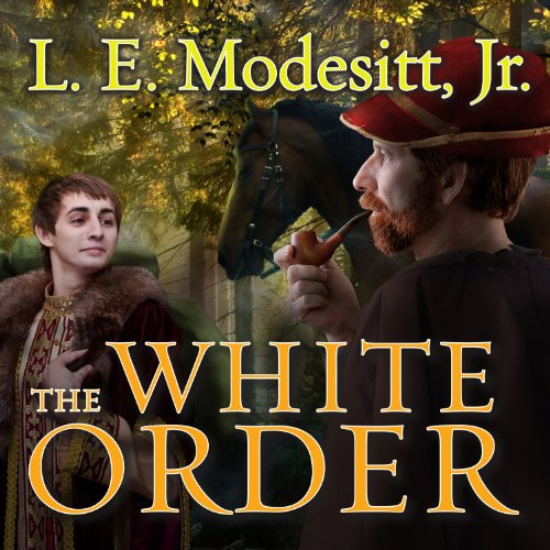 The White Order audiobook cover art