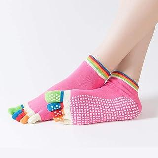 Yoga Socks Open Toe Non-Slip Ladies Split Toe Socks Suitable for Yoga Pilates