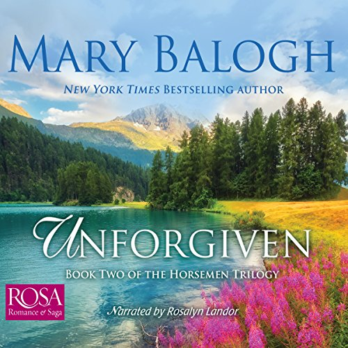 Unforgiven: Horsemen Trilogy, Book 2