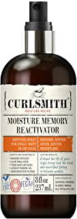 Curlsmith - Moisture Memory Reactivator - Vegan Refresher Leave In Conditioner for Wavy, Curly and Coily Hair (8oz)