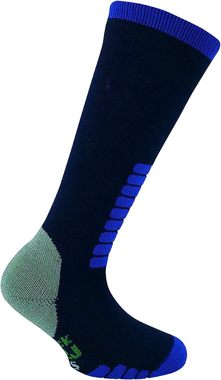 Eurosock unisex-child Ski Supreme Jr Ski Socks