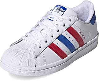 adidas Originals Superstar, Basket Mixte Enfant