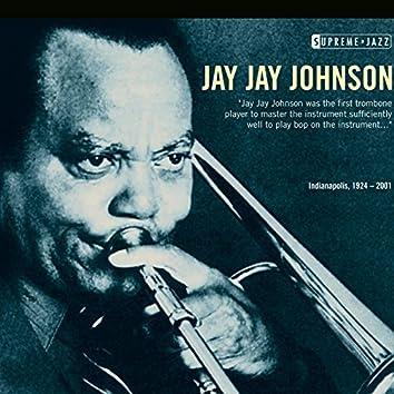 Supreme Jazz - Jay Jay Johnson