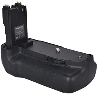 Newmowa Mango de Repuesto Battery Grip para Canon 7D Cámara réflex Digital