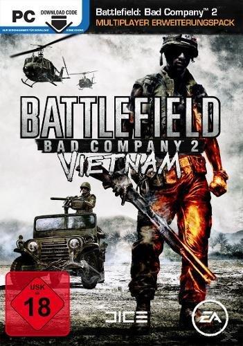 Battlefield: Bad Company 2 - Vietnam Multiplayer-Erweiterungspack [Download-Code, kein Datenträger enthalten]