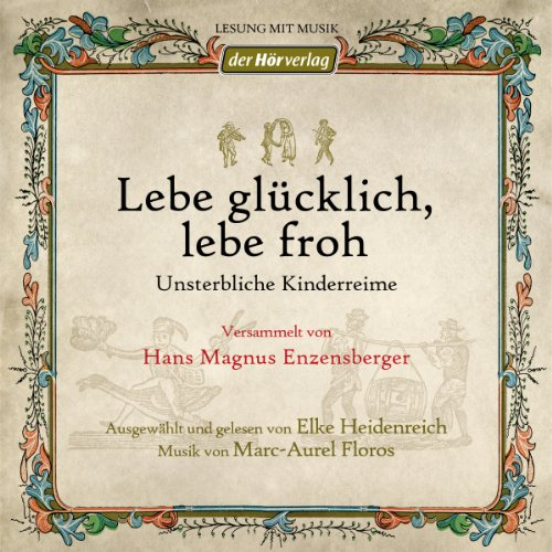 Lebe glücklich, lebe froh audiobook cover art