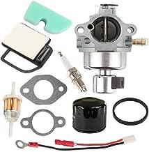 20 853 33-S Carburetor for Kohler 20-853-14-S 20-853-16-S SV470 SV480 SV530 SV540 SV590 SV600 SV610 Engine with 20 083 02-S Air Filter