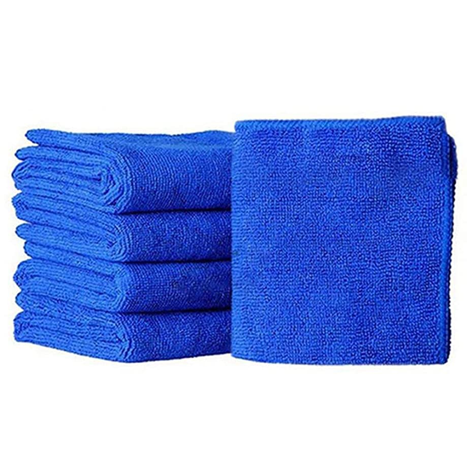 Clearance Sale!UMFun????5Pcs New Cloths Cleaning Duster Microfiber Car Wash Towel Auto Care Detailing