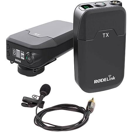 【国内正規品】RODE ロード Filmmaker Kit ワイヤレスマイクキット RODELINKFM