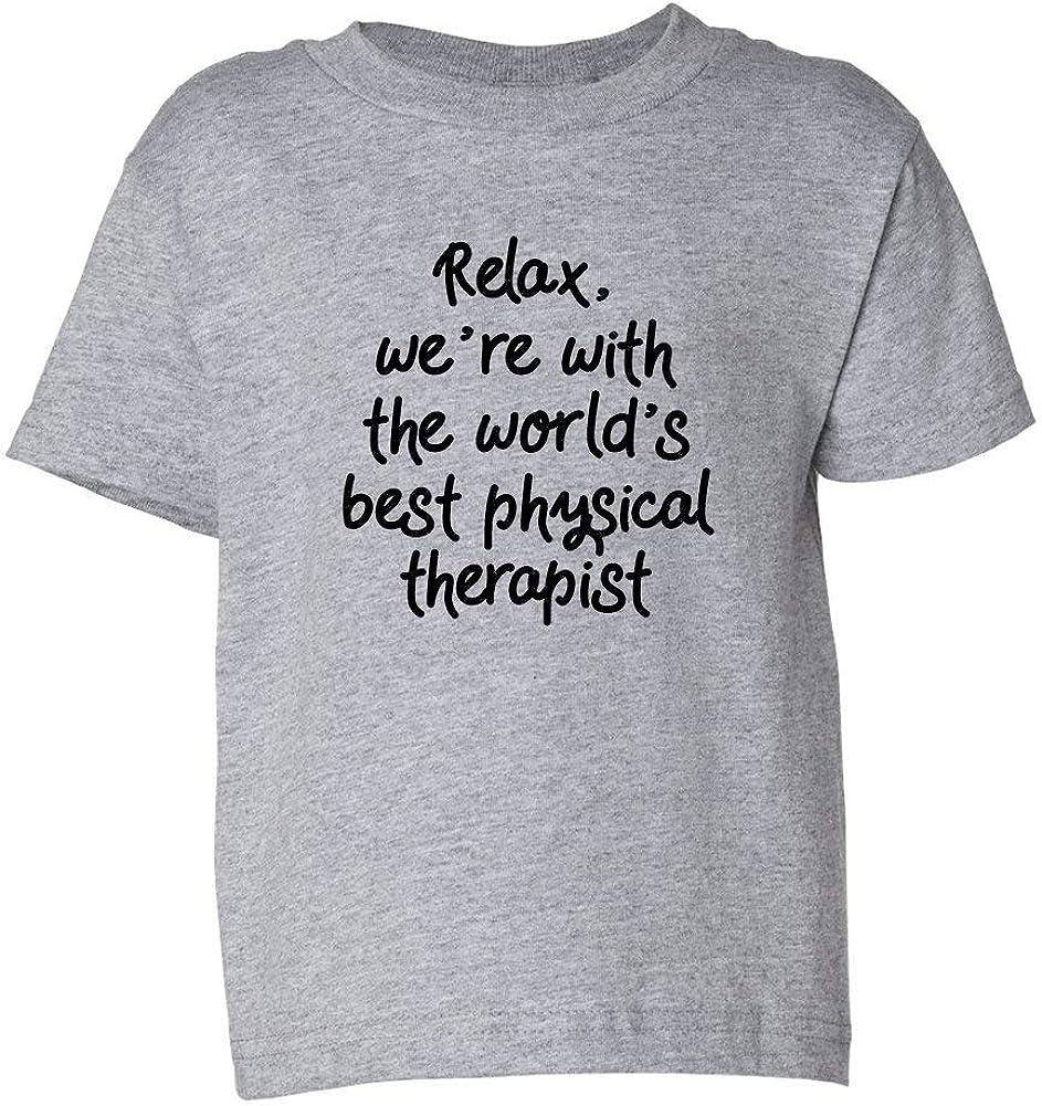 World's Best Physical Therapist Infant Bodysuit & T-Shirt Matching Set