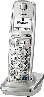 PANASONIC KXTGEA20S Additional Digital Cordless Handset for TGD210/TGC210/TGE270 Series Phones, Silver
