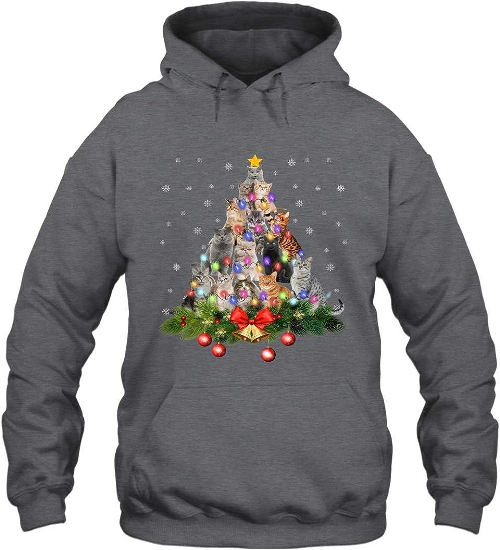 Christmas Tree Kids Hoodie Sweatshirt