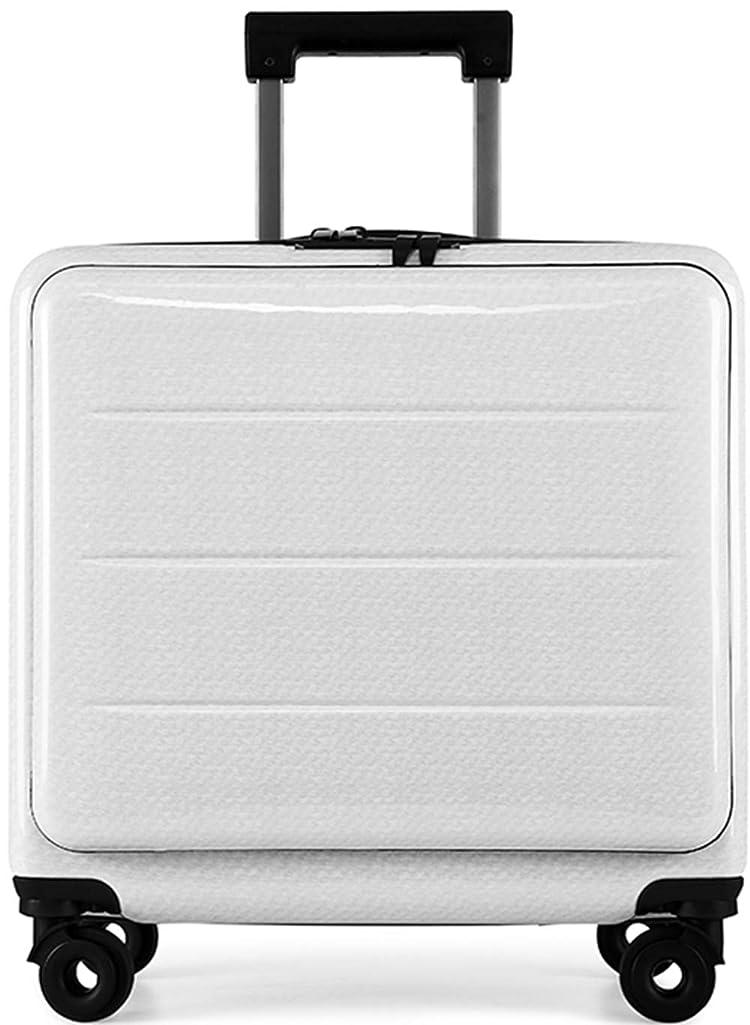 振り子特徴づける好奇心Roam.Cove フロントオープン スーツケース ビジネス 軽量 機内持ち込み ビジネスキャリーケース 静音 TSAロック 出張 高品質モデル シンプル おしゃれ