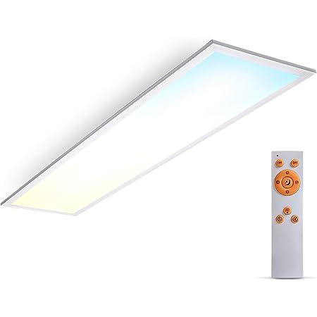LED Deckenleuchte Panel Leuchte Bürolampe Büro Büroleuchte ultraslim Wannen