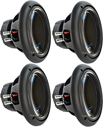 4) PLANET AUDIO AC10D 10