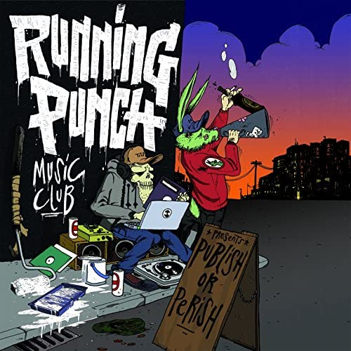 Running Punch feat. Captain Bukioe & Sherlock Bones