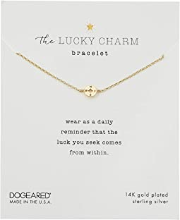 The Lucky Charm Bracelet, Compass Charm On Chain