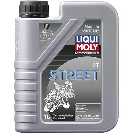 Liqui Moly 1504 Motorbike 2t Street 1 L Auto