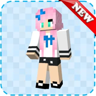 Anime Skins for Minecraft PE - Browse hundreds of the best anime skins and Apply your favorite ones to your Minecraft character for Free :)
