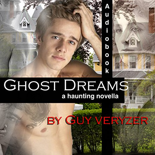 Ghost Dreams audiobook cover art