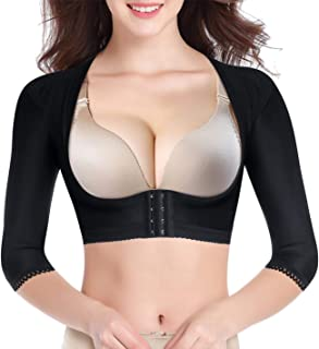 BRABIC Upper Arm Shaper Post Surgical Slimmer Compression Sleeves Humpback Posture Corrector Tops Shapewear Women