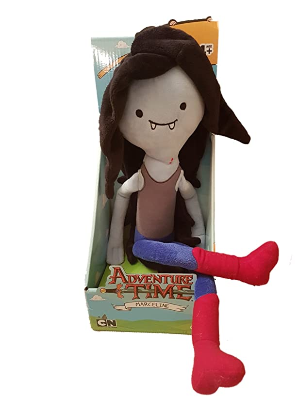 Pms 11 Marceline Gift Plush In Printed 'adventure Time' Box