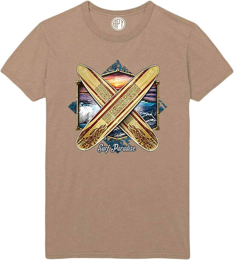 Surf Paradise Printed T-Shirt