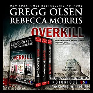 Overkill (True Crime Collection) cover art