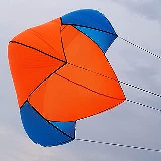 weather balloon parachute deployment