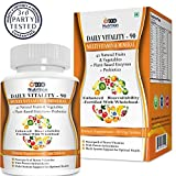 ProNutrition Multivitamin with 42 Vitamins & Minerals Enzymes & Probiotics - 90 Tablets