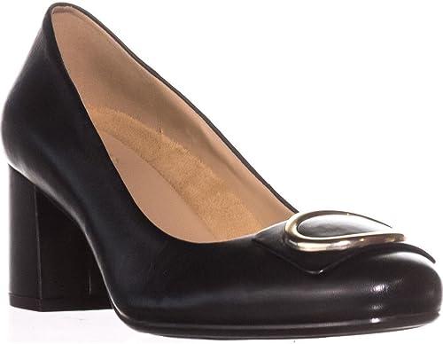 Naturalizer Femmes Chaussures à Talons Couleur Noir noir Leather Taille 39.5 EU