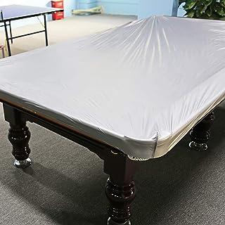 Housse de protection pour table de billard avec cordon de serrage et sac de rangement tissu Oxford imperm/éable pour table de billard int/érieur et ext/érieur